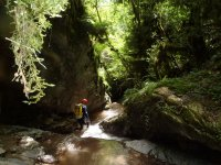 Canyoning in Rialp
