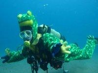 海底狂欢节
