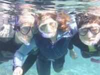 兰萨罗特岛浮潜