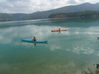 Paseo en canoa por Valencia