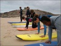 Precedenti esercizi sulla sabbia
