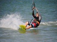 Kitesurf profesional en Murcia