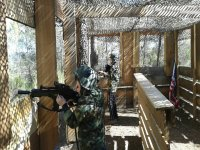 pPractice paintball