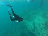 浮潜深海潜水组
