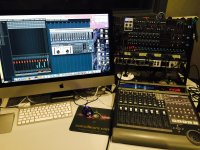 Sound course and musical production
