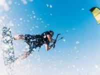 Deportes acuáticos en el mar Menor