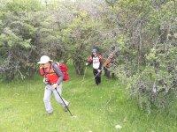 登山步道在科尔多瓦