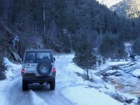 4x4 in the Pyrenees