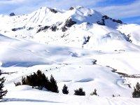 valle de tena motos de nieve tena park formigal