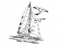 Aventurero Catamarán