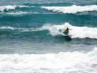 prendendo le onde
