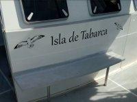 Tabarca island inscription