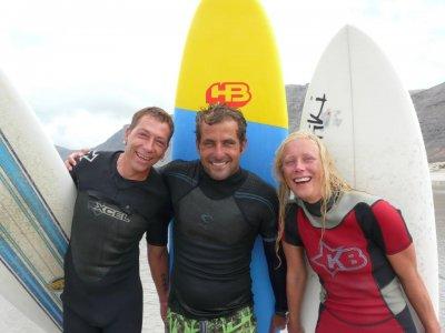 Lanza Surf Campamentos de Surf