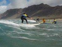 Catturare le onde con la tavola da surf