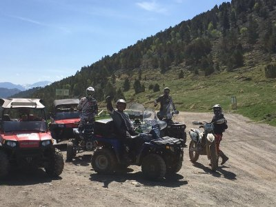 BN Excursions Quads