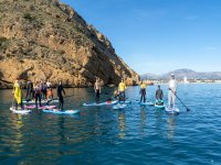Curso de paddle surf en Altea