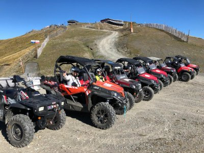 Excursions Quads i Buggies Andorra Buggies