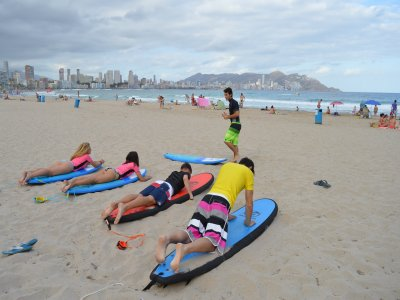 Kaisurf school Surf
