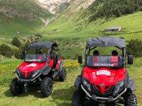 Buggies biplaza en Andorra