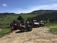 Tour with 4x4 vehicles