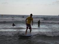 Surfer en Altea