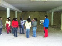 grupo tiro arco