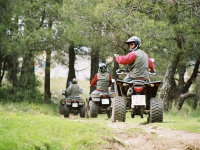 Deportes de aventura para grupos
