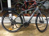 Bici disponible en alquiler