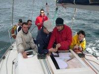 Gruppo di persone Navigazione con EMV