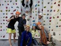 我们的攀岩学生
