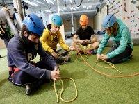 学习安全绳结