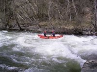 Canoe in Descent