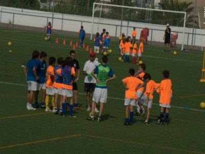 Campus de Fútbol Peñíscola