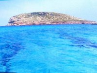 Bahía sin apenas viento