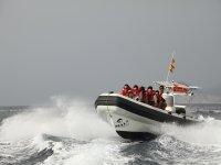 Speed 45 knots!