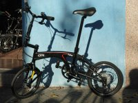 Bicicleta en Mi Bike Rio