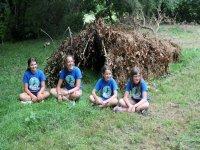 Construccion cabanas