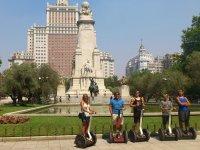 Alquiler de segways en Madrid