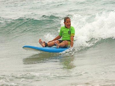 Club de surf Fuerte Tribu Campamentos de Surf