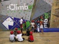 儿童攀岩课程