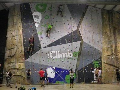 Climbat La Foixarda Escalada
