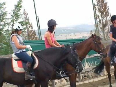 Complejo Turístico de los Ángeles de San Rafael Rutas a Caballo