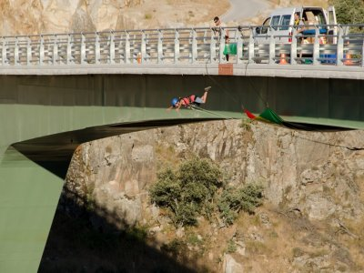 Complejo Turístico de los Ángeles de San Rafael Puenting