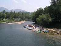 Introduction to canoeing in Asturias