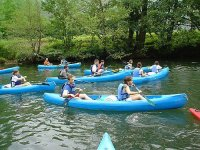 Canoeing for groups