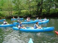 Canoa per gruppi