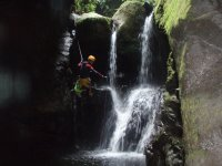 Canyoning nelle Cangas de Onis