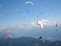 滑翔伞比赛
