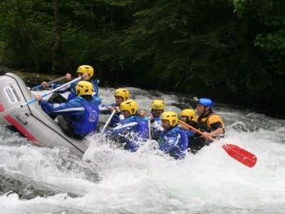 Escuela Asturiana Rafting
