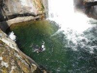 Canyoning in Guara